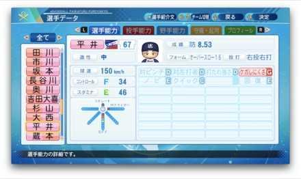 平井諒のステータス画像