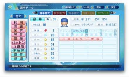 嶺井博希のステータス画像