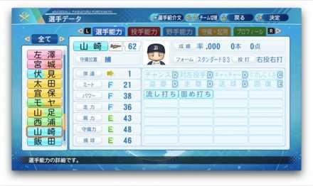 山崎勝己のステータス画像