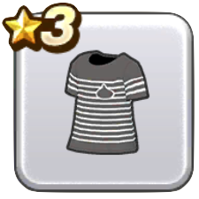 ボーダーTシャツ・銀
