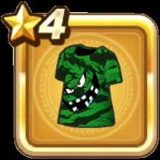 スイカ岩Tシャツ