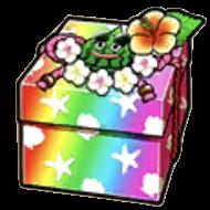 虹の夏服ボックス