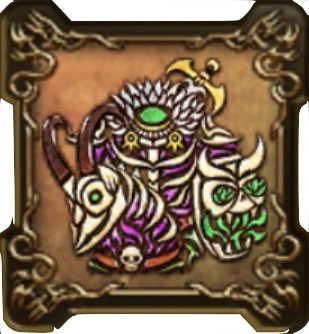 冥府の屍騎の紋章・頭のアイコン