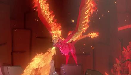 火ガミサマ