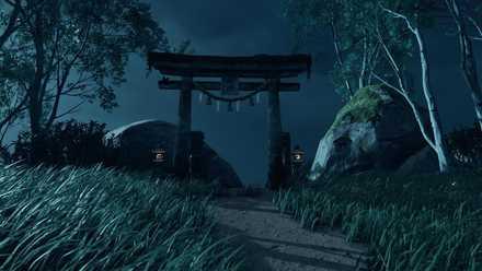 ゴーストオブツシマの栄恵神社