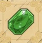 緑の宝石画像