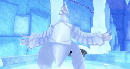 氷ガミサマ