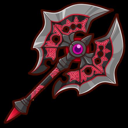 裏切りの戦斧の画像