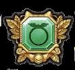 翠の精錬石のアイコン