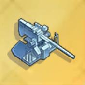 12.7cm単装砲