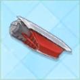 対魚雷バルジ(小)