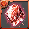 火の結晶の画像