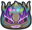 覇王紫炎のアイコン