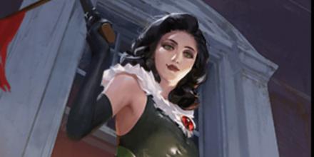 ミステリーの女王の画像
