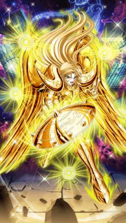 牡羊座の神聖衣 ムウ(ACE/円盾)の画像