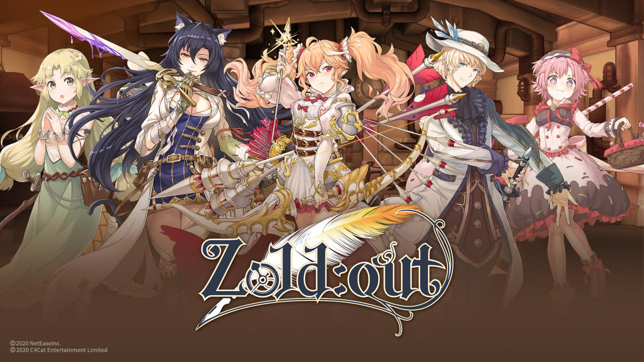 Zold:Out~鍛冶屋の物語