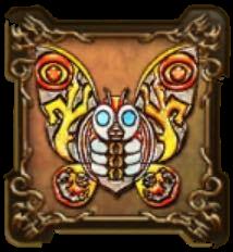 モスラの紋章・盾のアイコン
