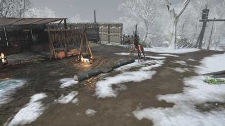 ゴーストオブツシマの蒙古の槍