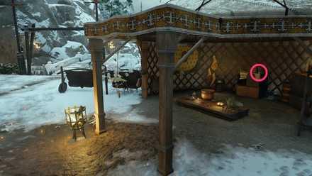 ゴーストオブツシマの食器と陶器