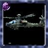 軍用ヘリの画像