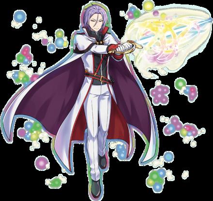 [精霊騎士]ユリウスの画像