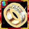 フィファニーの指輪【ゴールド×ダイヤ】の画像