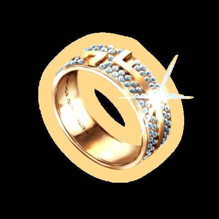 フィファニーの指輪【ゴールド×ダイヤ】