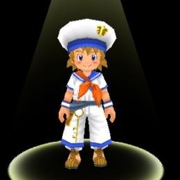 船乗りの制服