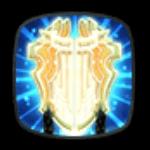 光の盾の画像