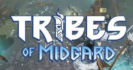 Tribes of Midgard画像