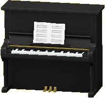 アップライトピアノ画像