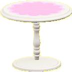 キュートなティーテーブル画像