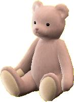 くまのナミちゃん画像
