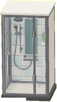 シャワーブース画像