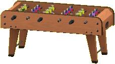 テーブルサッカー画像