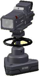 テレビカメラの画像