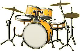 ドラムセット画像