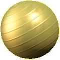 バランスボールの画像