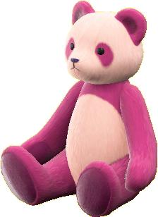 パンダのタアタア画像
