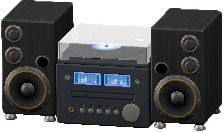High-End Stereo Image