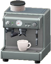 エスプレッソマシンの画像
