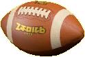 アメフトボール画像