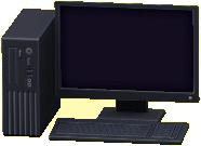 デスクトップPCの画像