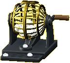 ビンゴマシン画像