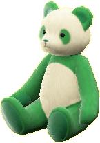 パンダのシャオシャオの画像
