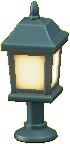 ガーデンライトのブロンズの画像