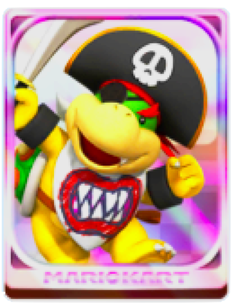 クッパJr.(海賊)の画像