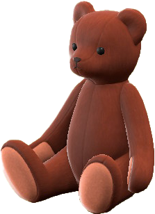 くまのダイちゃんのチョコの画像