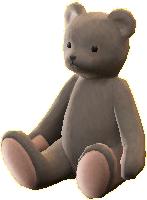 くまのナミちゃんのチョコの画像
