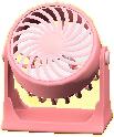 サーキュレーターのピンクの画像